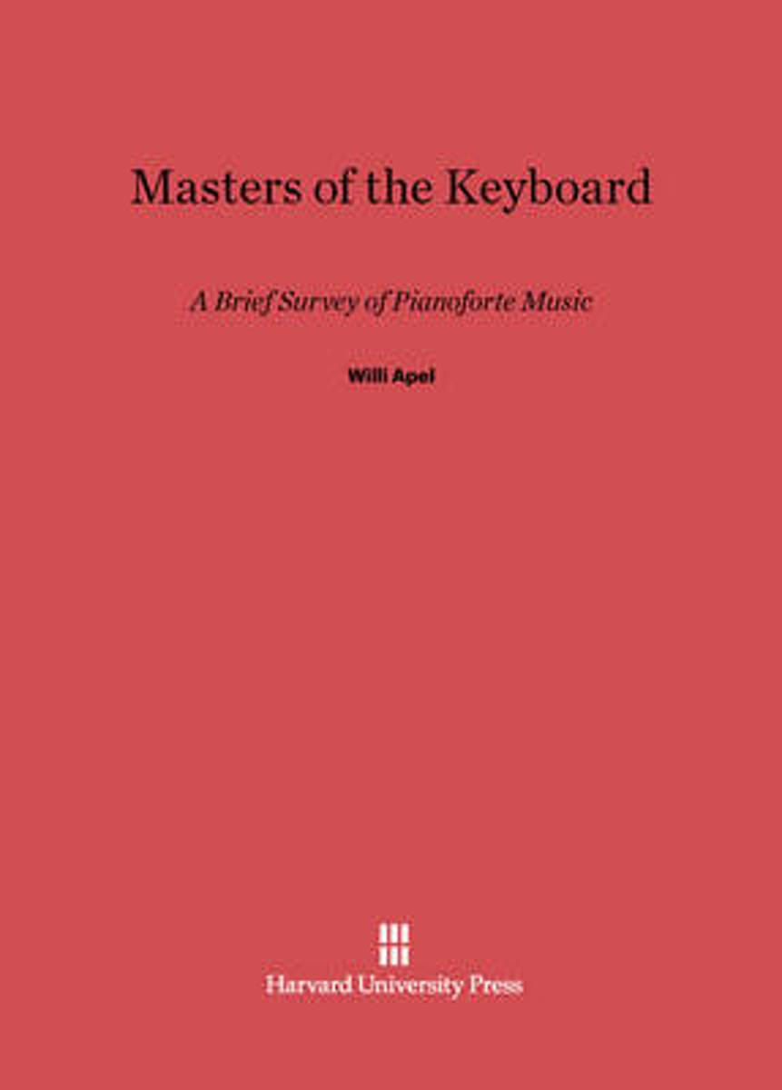 Masters of the Keyboard