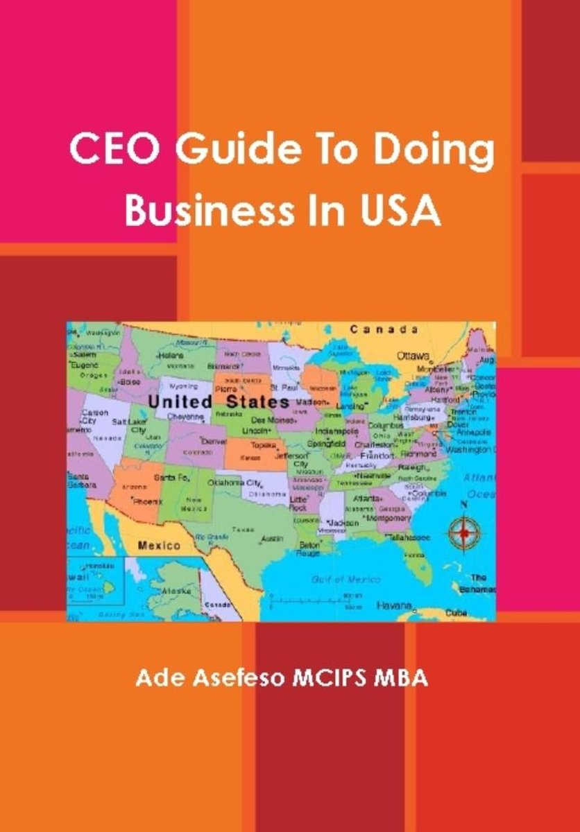 CEO Guide to Doing Business in USA