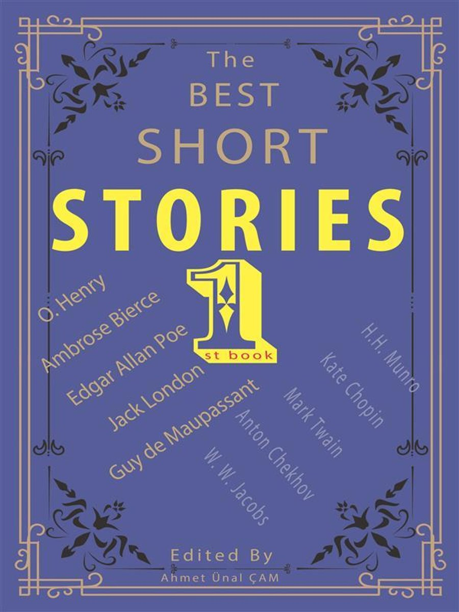 The Best Short Stories - 1 (RECONSTRUCTED PRINT)