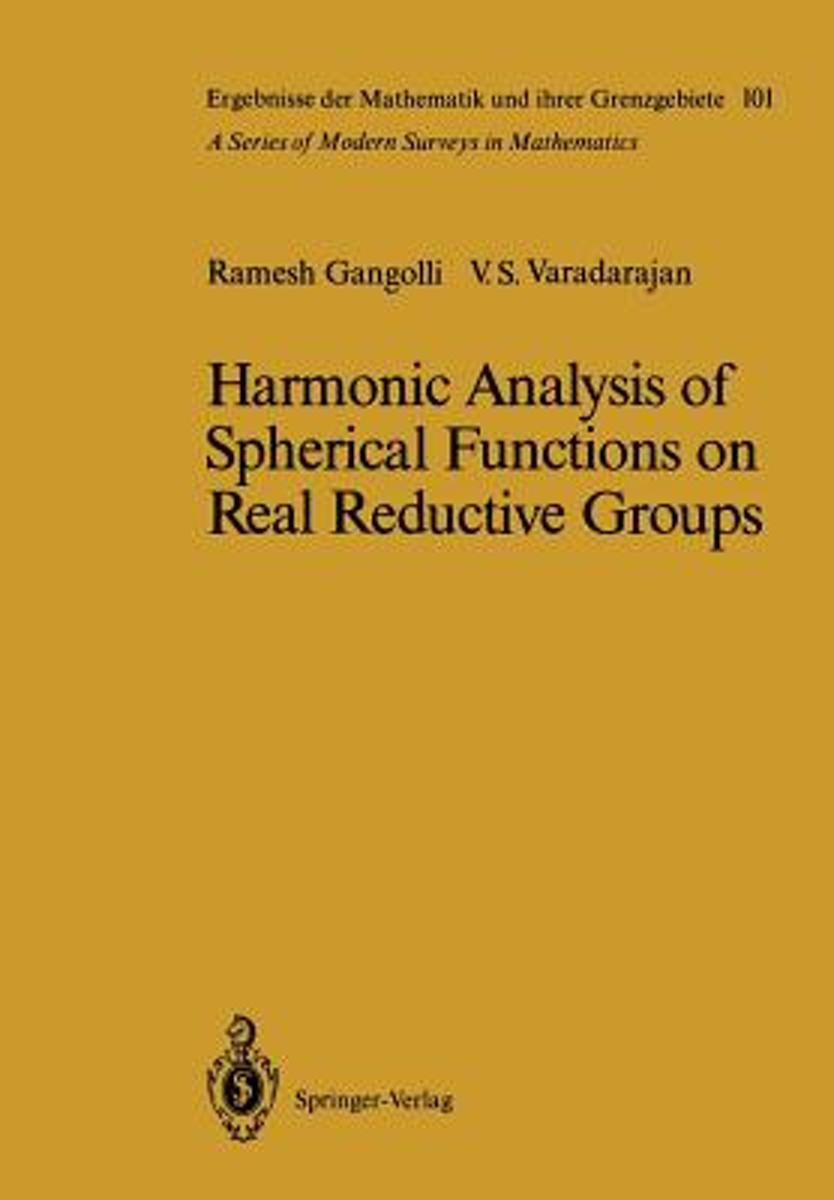 Harmonic Analysis of Spherical Functions on Real Reductive Groups