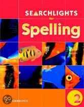 Searchlights For Spelling Year 2 Pupil's Book