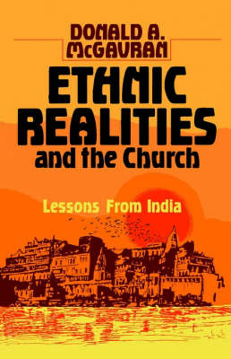 Ethnic Realities and the Church