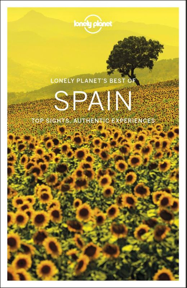Lonely Planet Best of Spain 2e