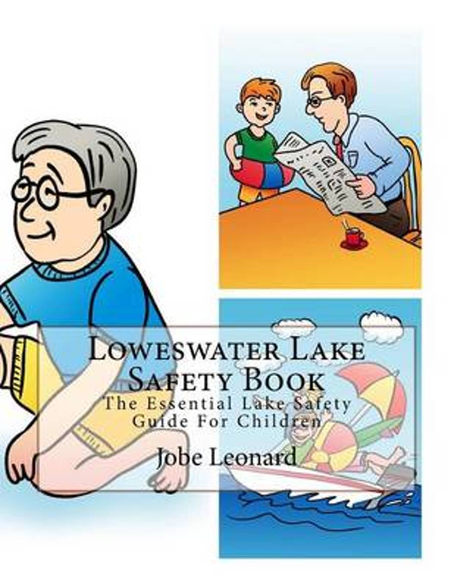 Loweswater Lake Safety Book