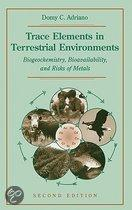Trace Elements in Terrestrial Environments