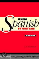 Using Spanish Synonyms 2ed
