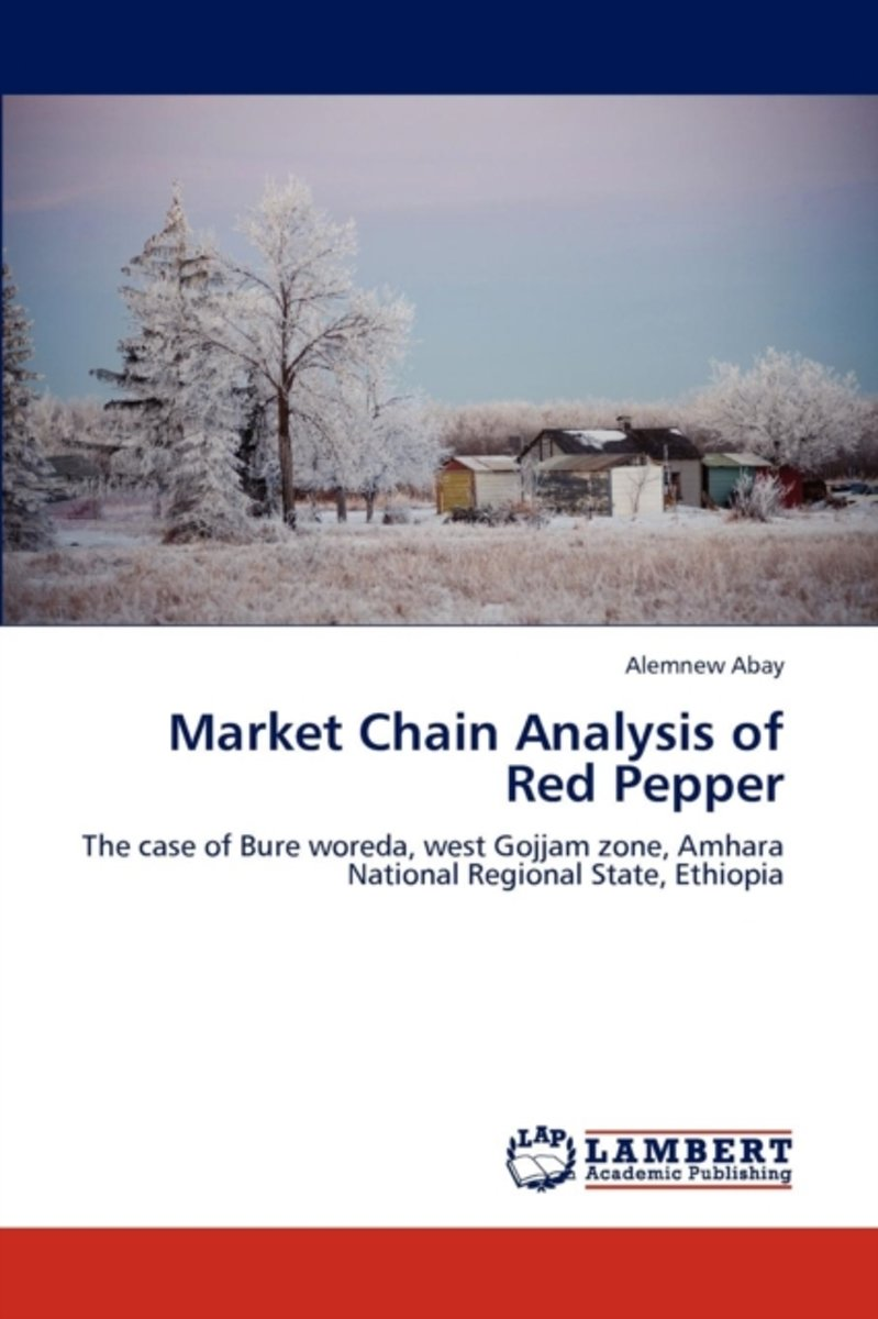 Market Chain Analysis of Red Pepper