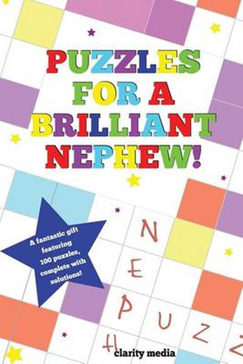 Puzzles for a Brilliant Nephew