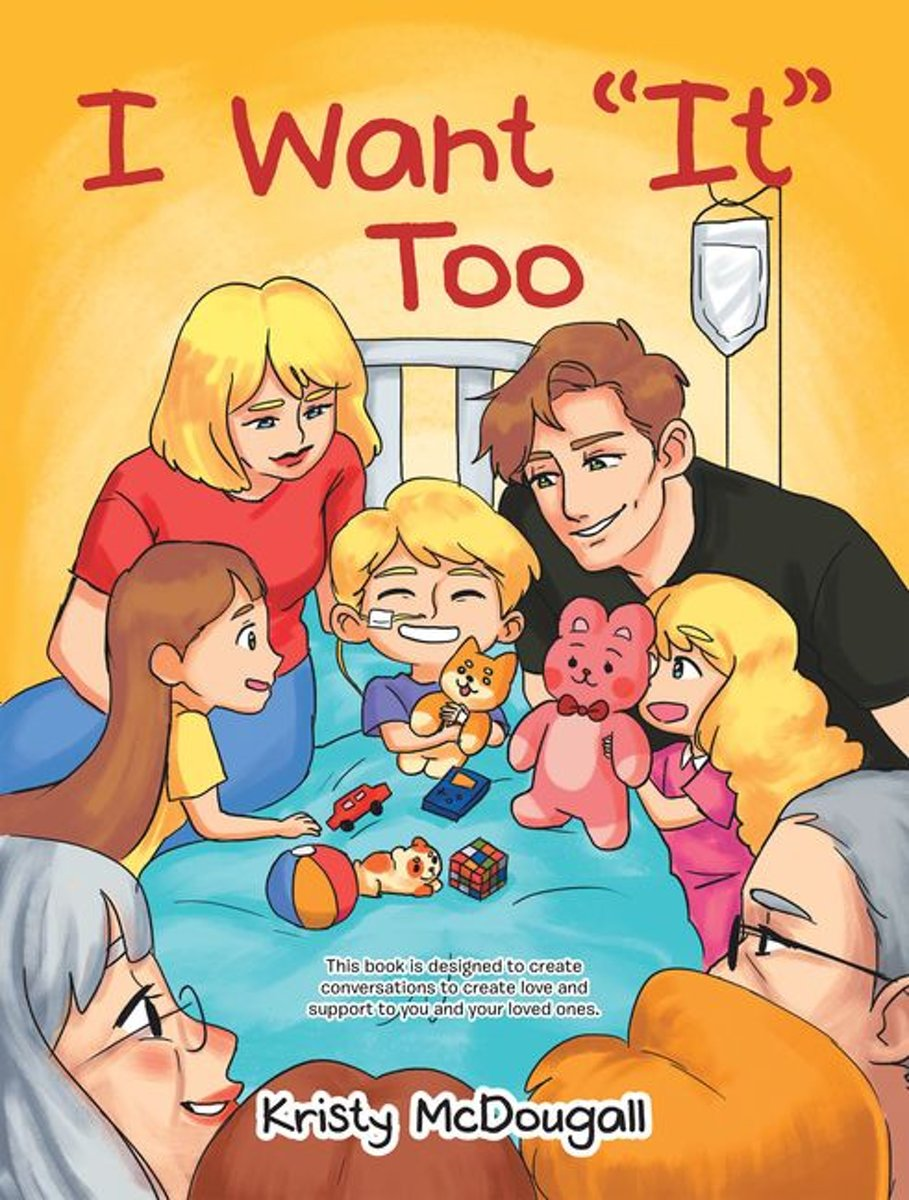 """I Want """"It"""" Too"""