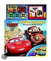 Cars 2 Movie Theater Storybook & Movie Projector