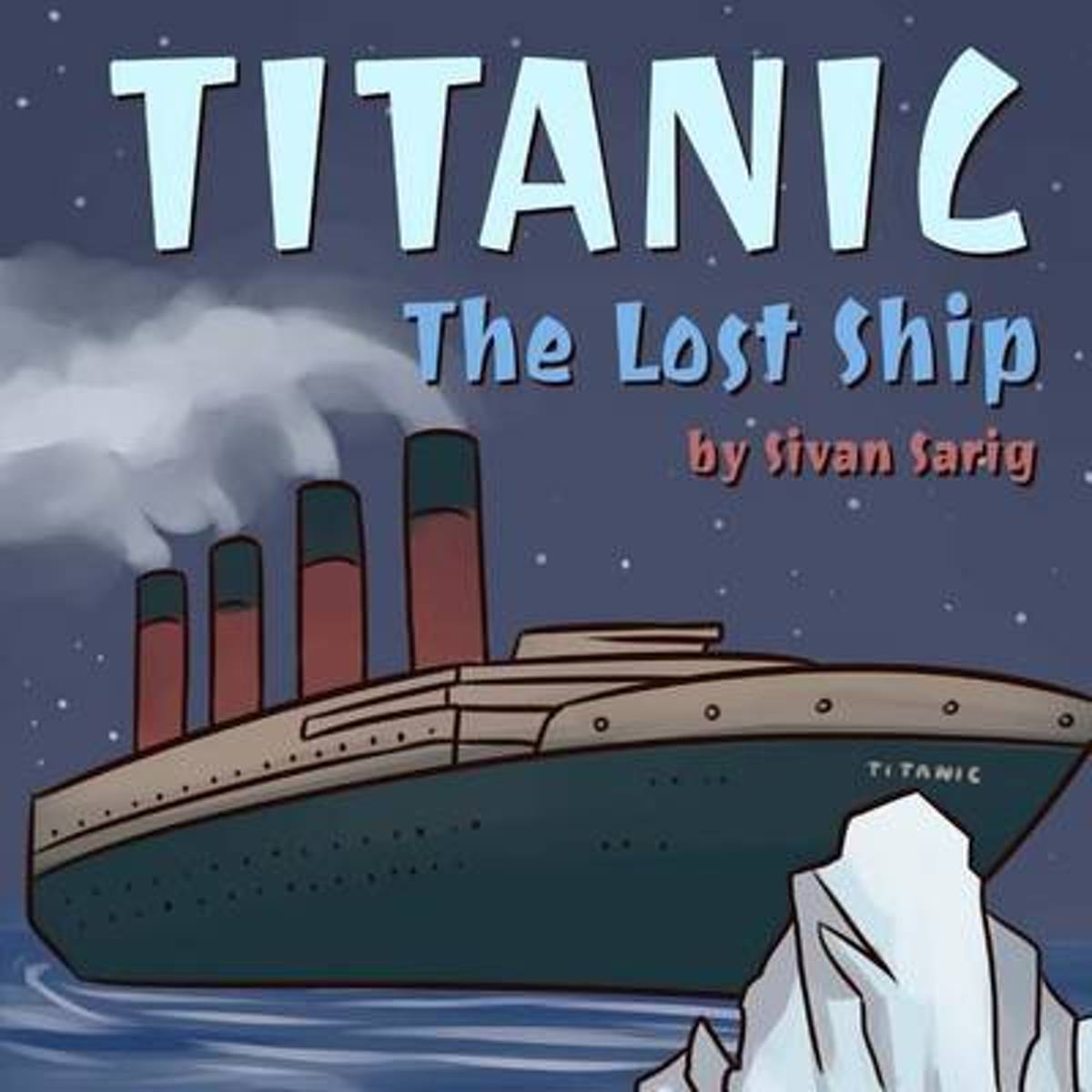 Titanic - The Lost Ship