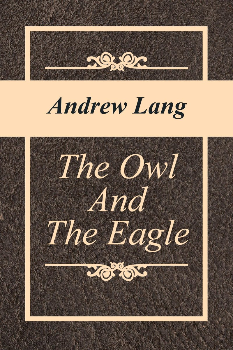 The Owl And The Eagle