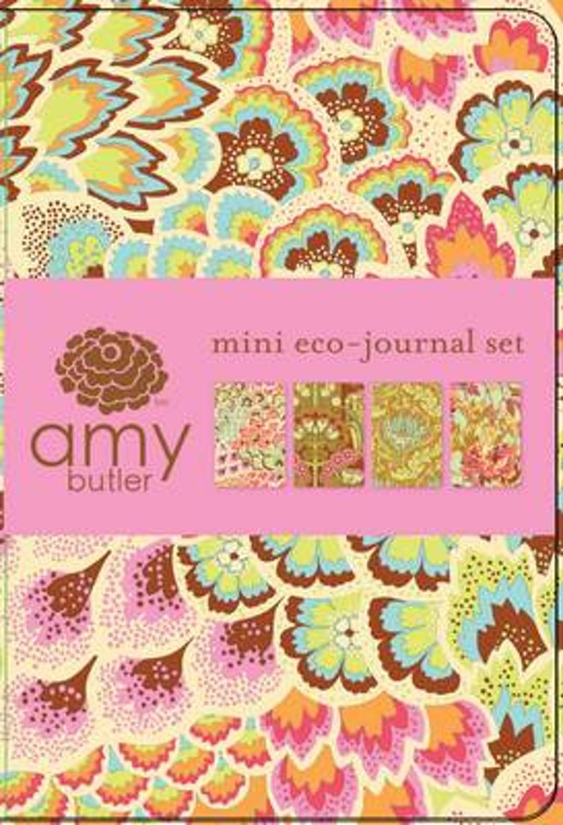 Soul Blossoms Mini Eco-Journal Set