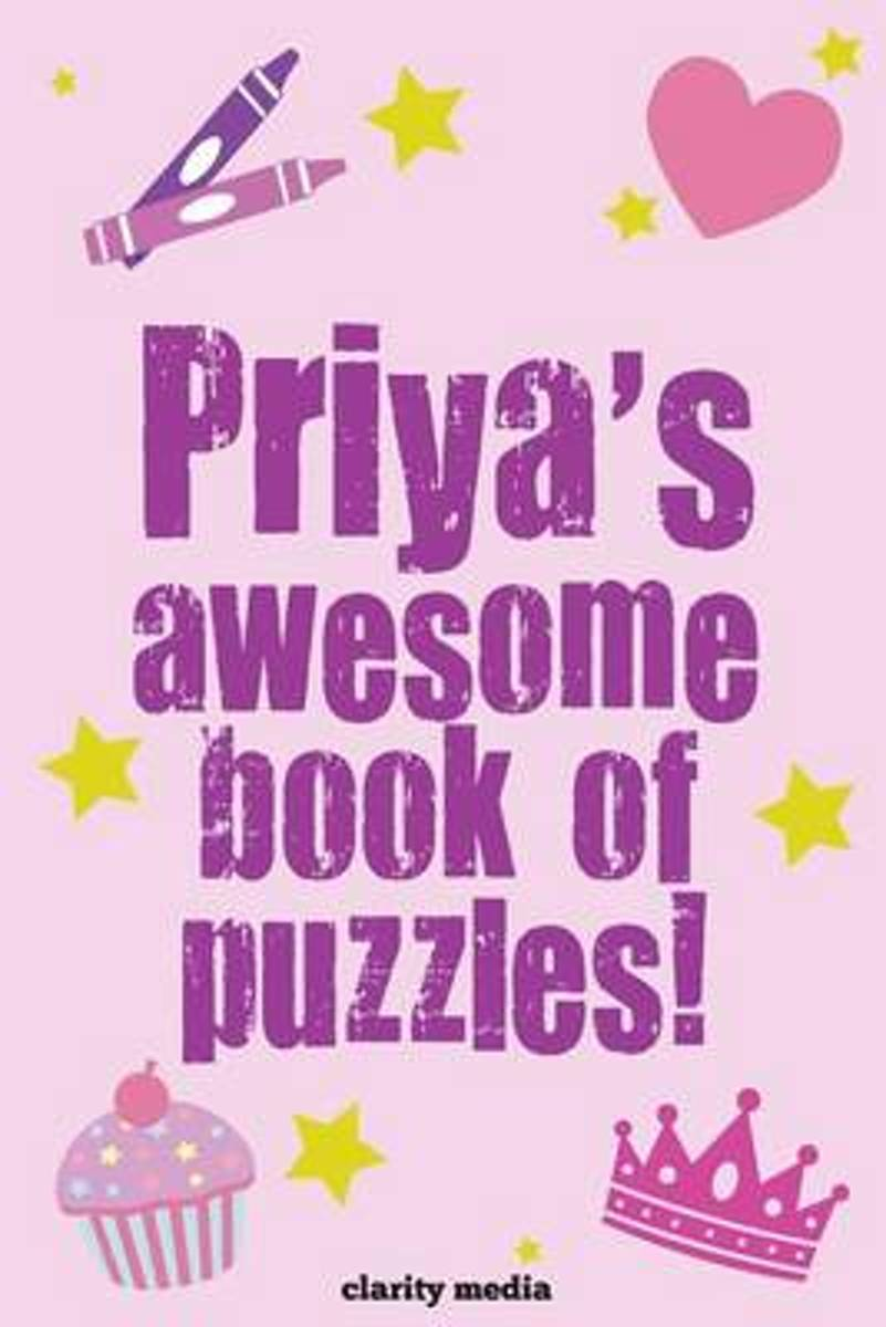 Priya's Awesome Book of Puzzles