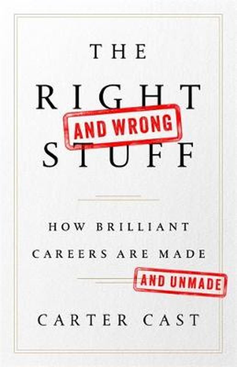 The Right and Wrong Stuff