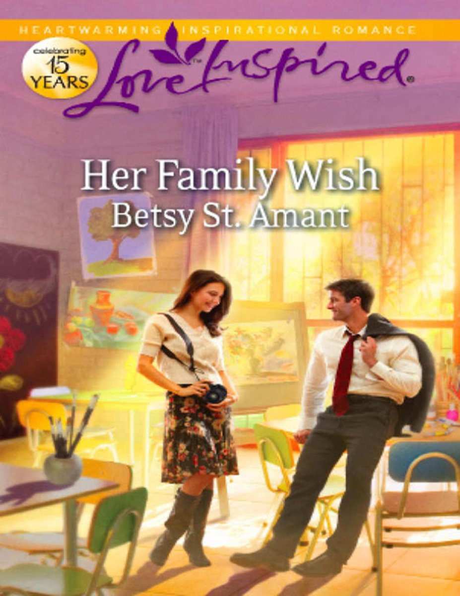 Her Family Wish (Mills & Boon Love Inspired)