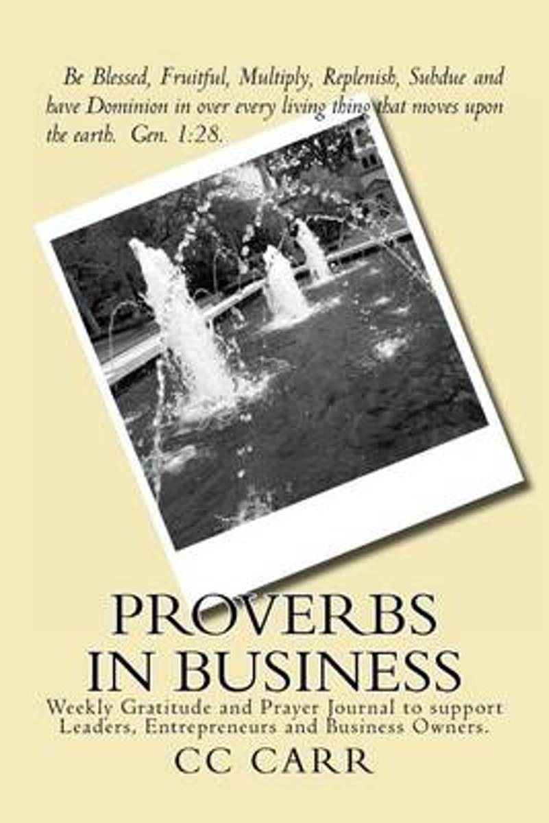 Proverbs in Business