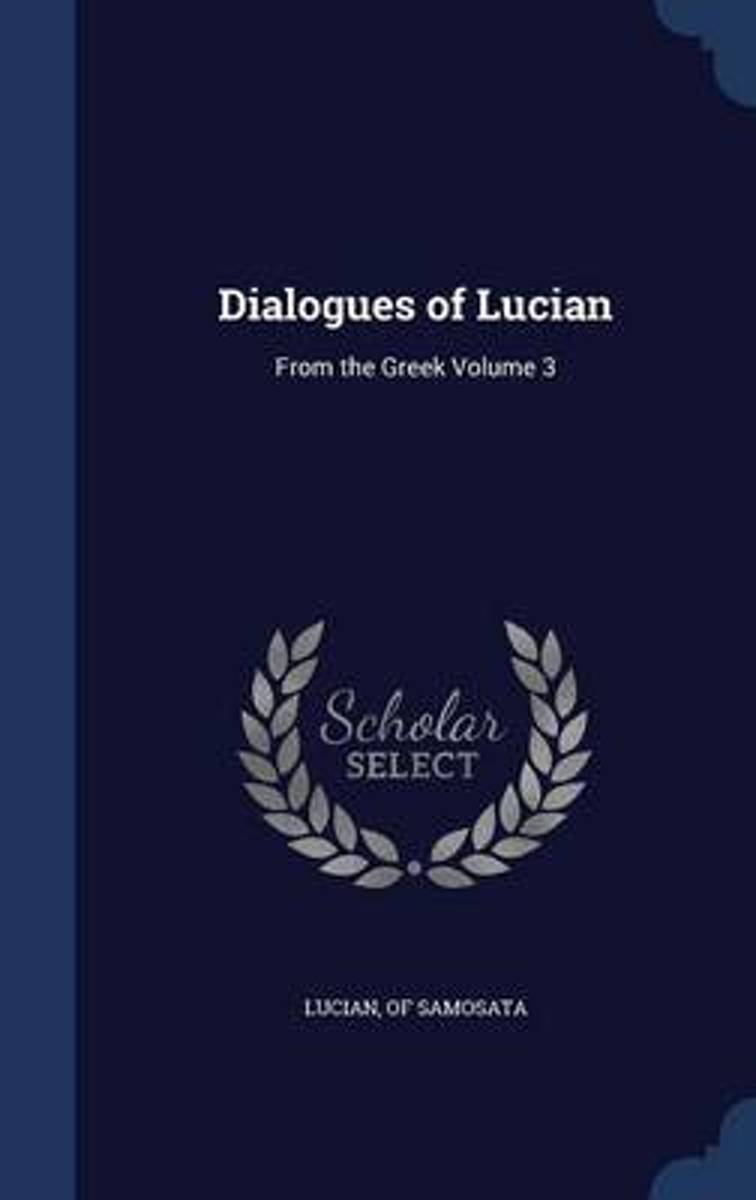 Dialogues of Lucian