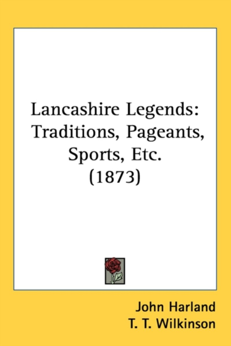 Lancashire Legends
