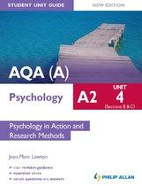 AQA A Psychology A2 Student Unit Guide: Unit 4 New Edition eBook Psychology in Action and Research Methods