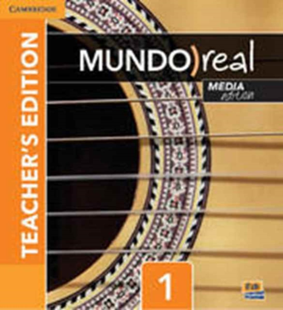 Mundo Real Media Edition Level 1 Teacher's Edition plus ELEteca Access and Digital Master Guide