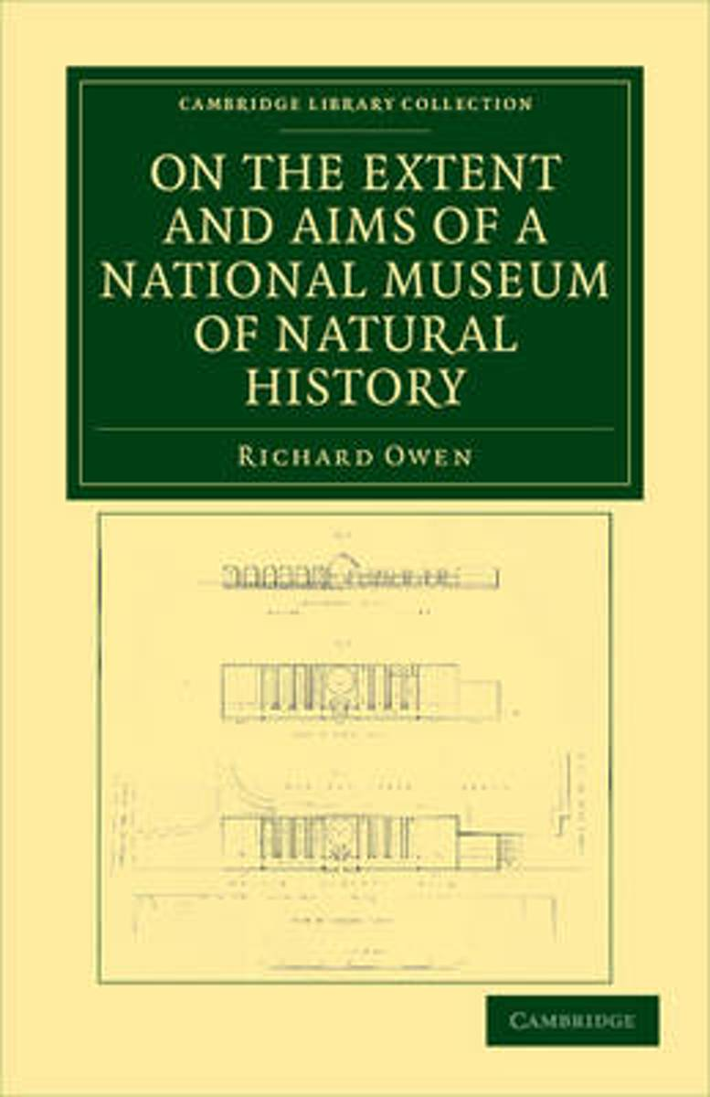 On the Extent and Aims of a National Museum of Natural History
