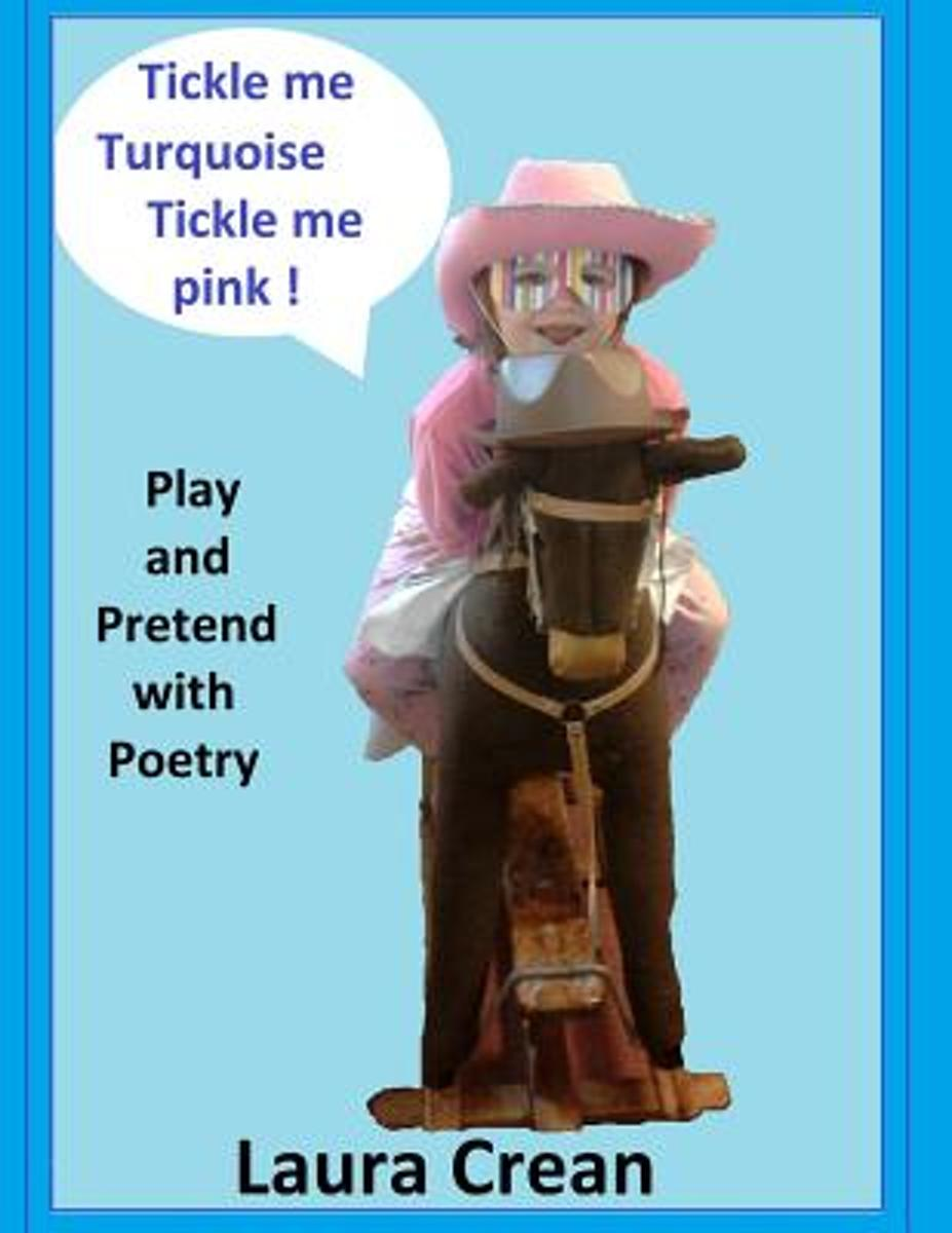 Tickle me Turquoise Tickle me Pink