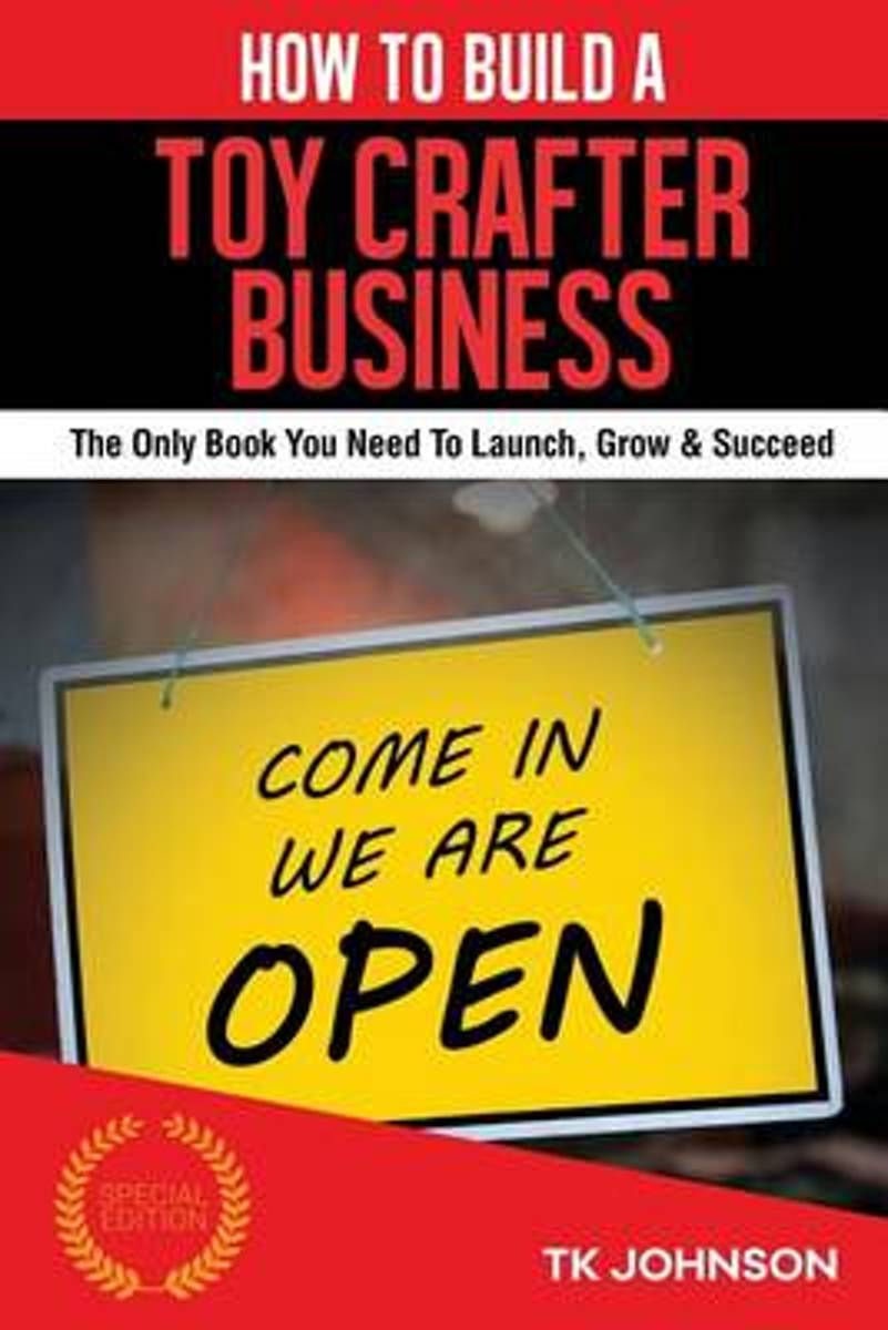 How to Build a Toy Crafter Business (Special Edition)