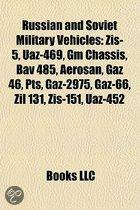 Russian and Soviet military vehicles