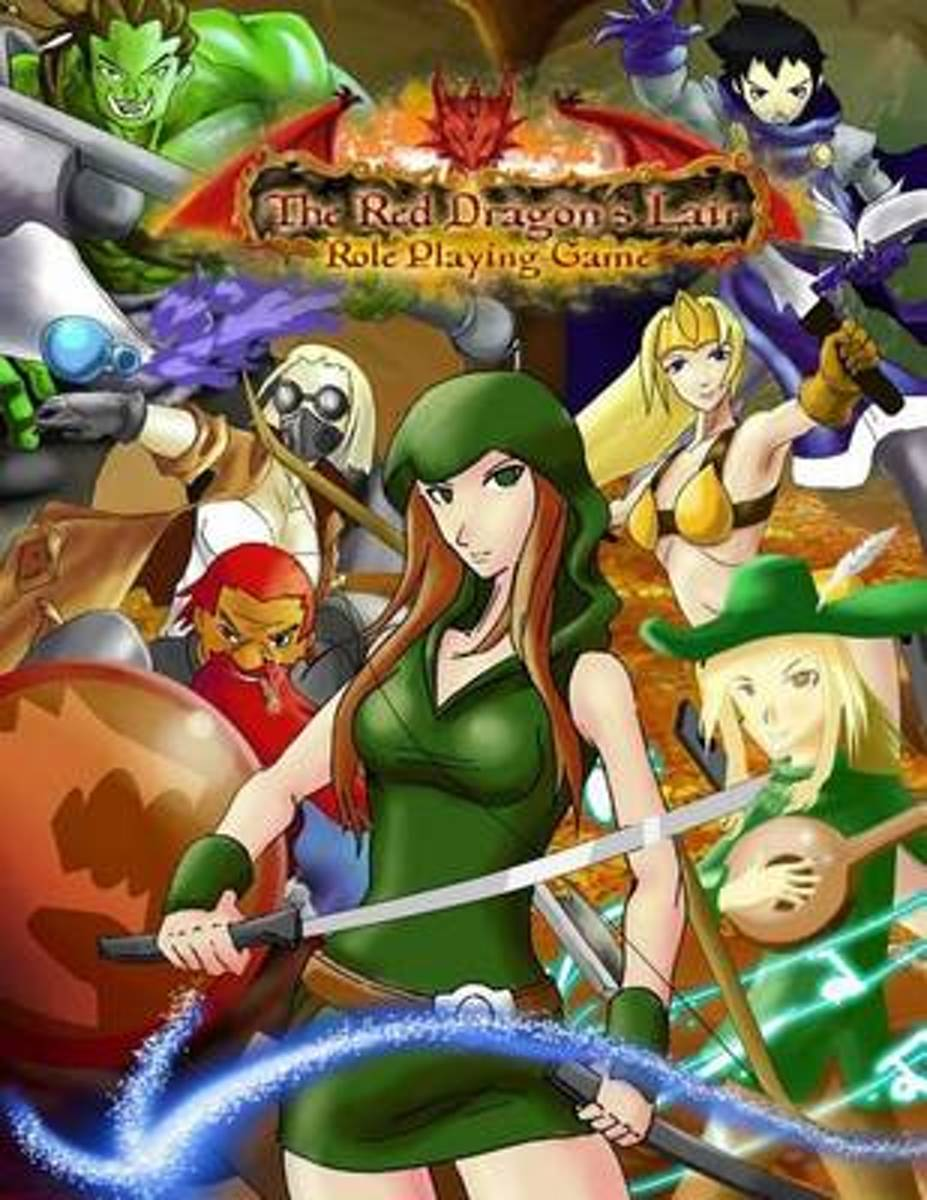 The Red Dragon's Lair Role Playing Game