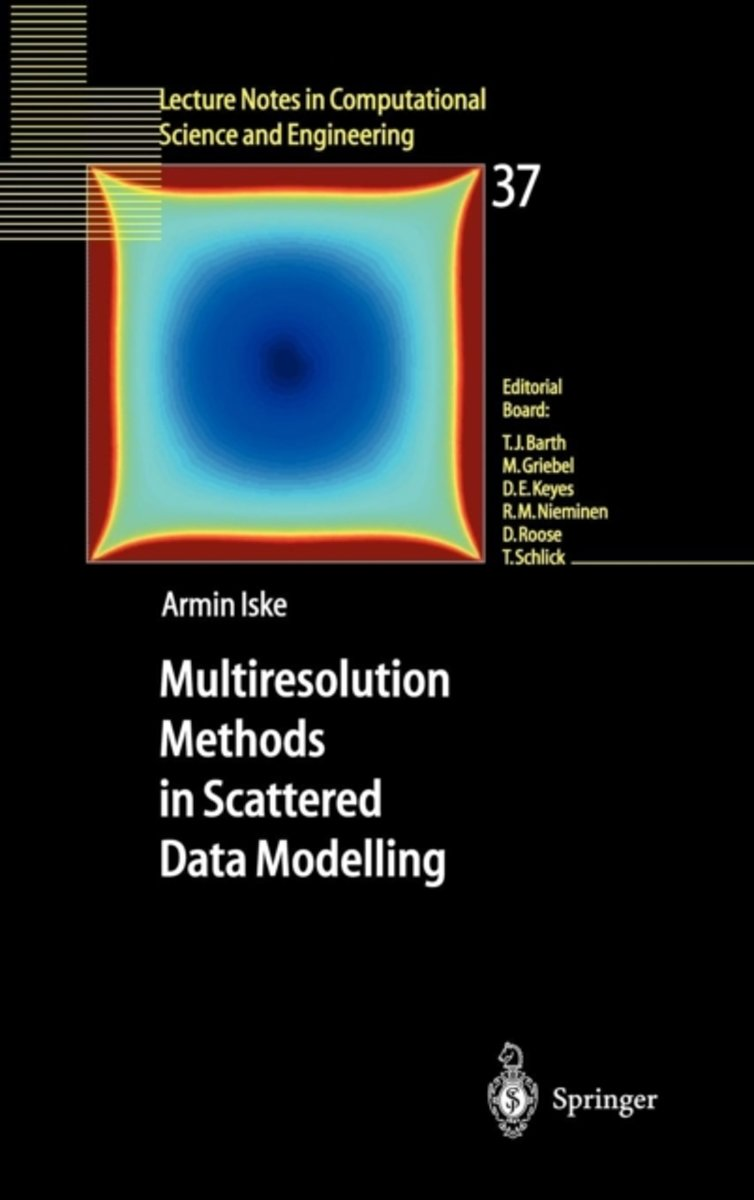 Multiresolution Methods in Scattered Data Modelling