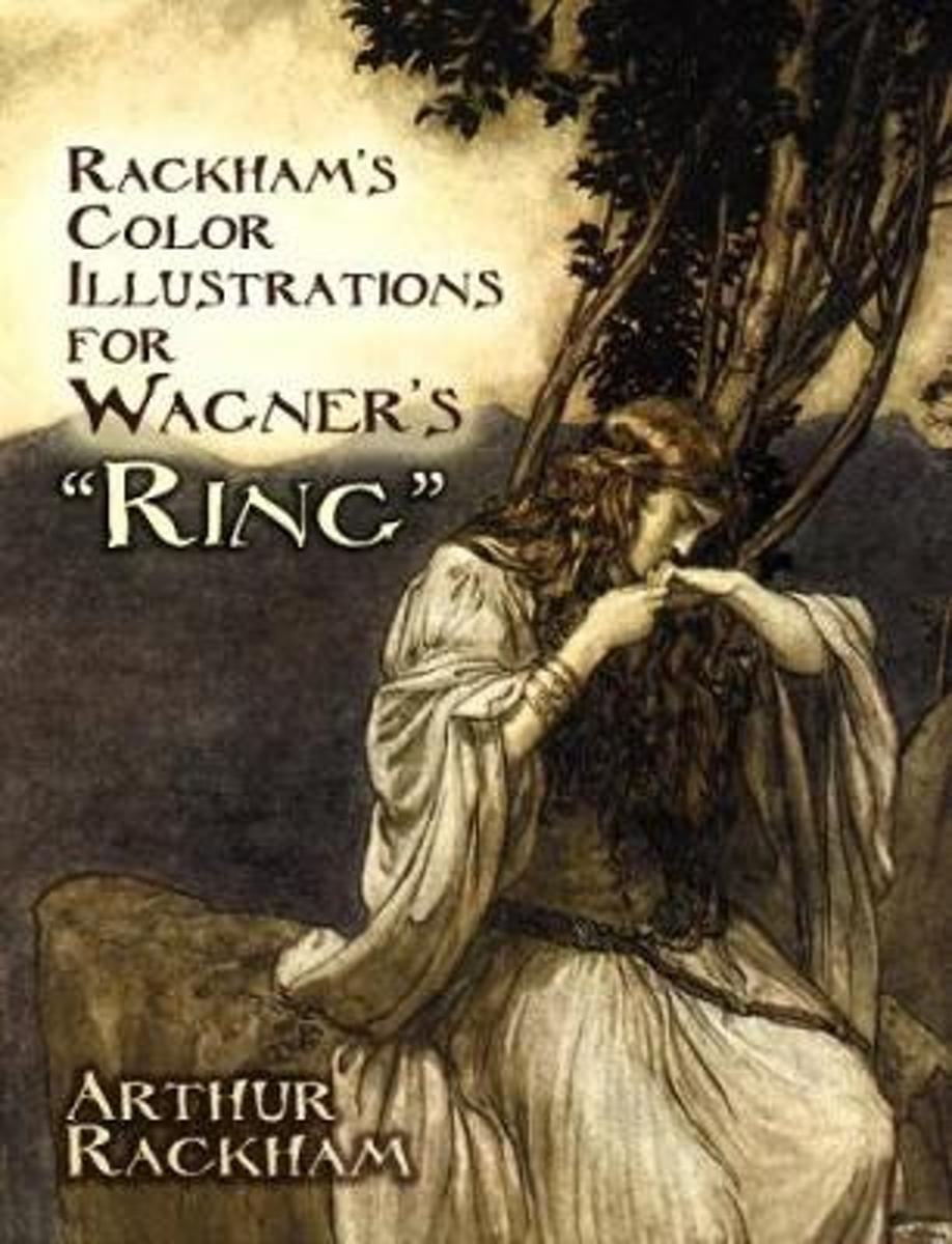 Rackham's Color Illustrations for Wagner's Ring