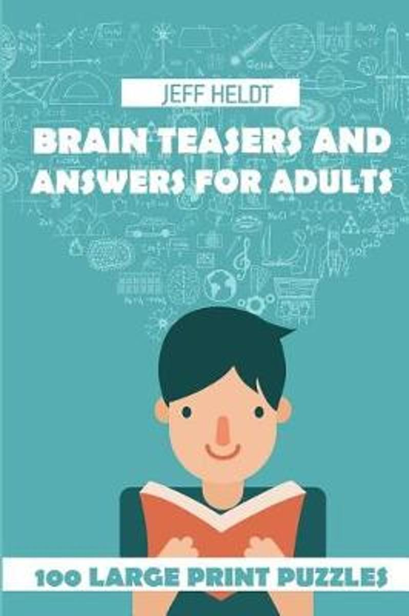 Brain Teasers and Answers for Adults