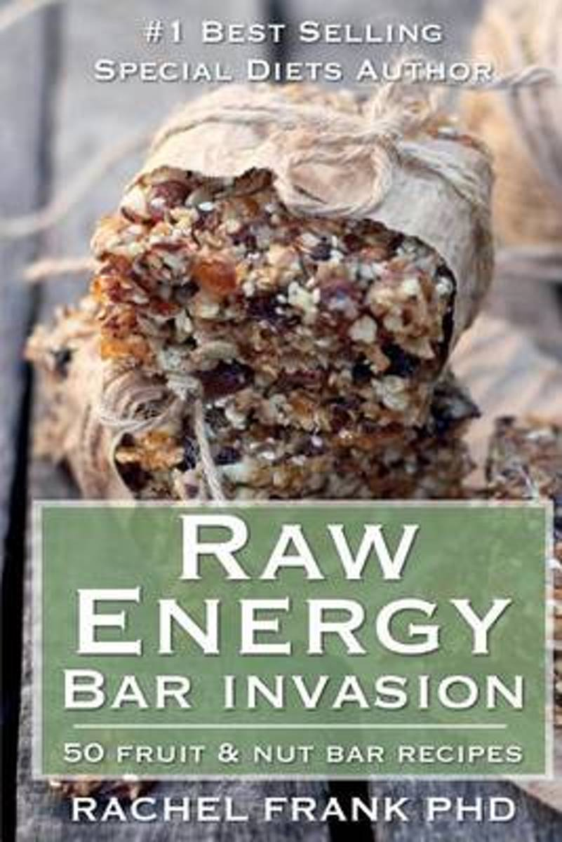 Raw Energy Bar Invasion