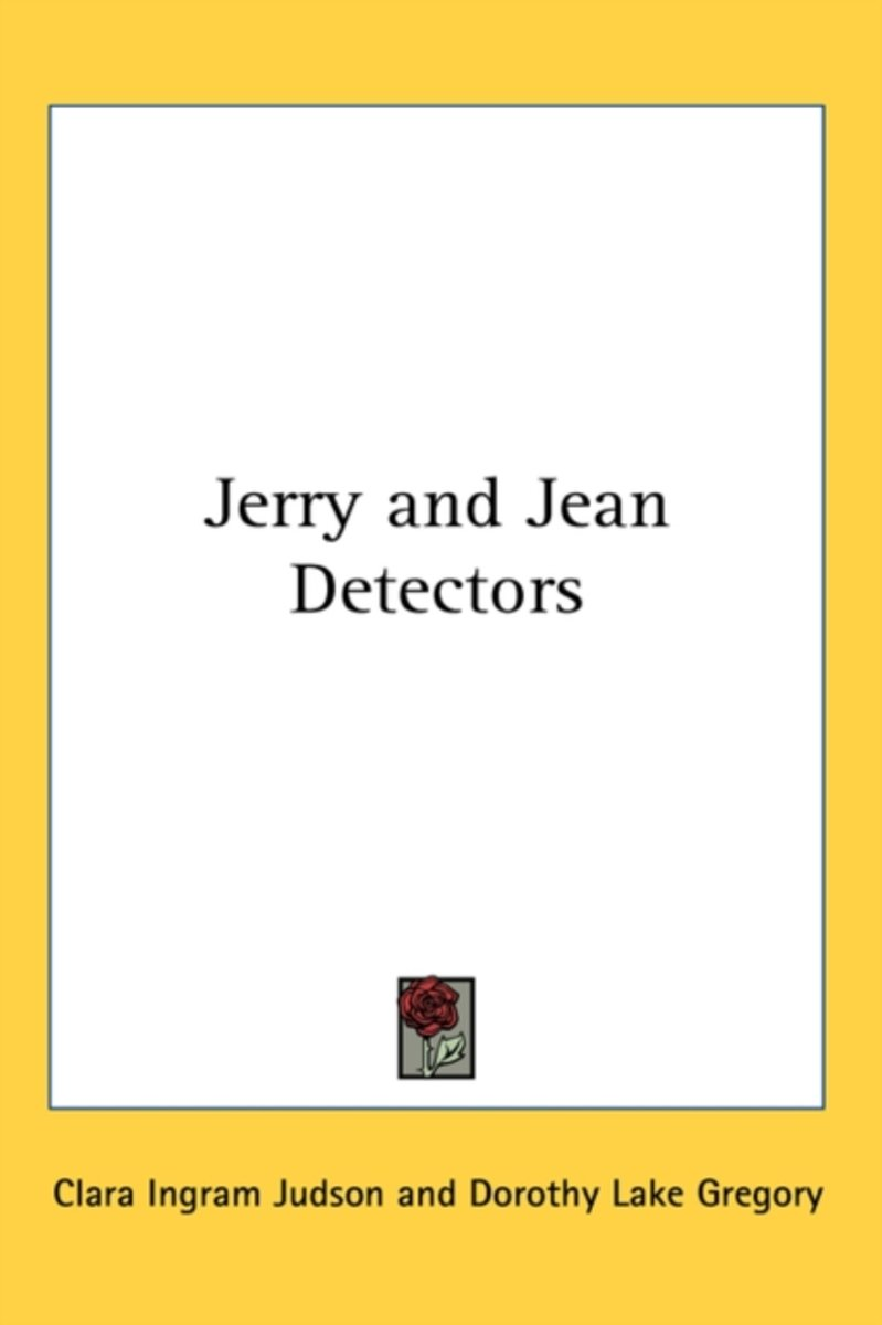 Jerry and Jean Detectors