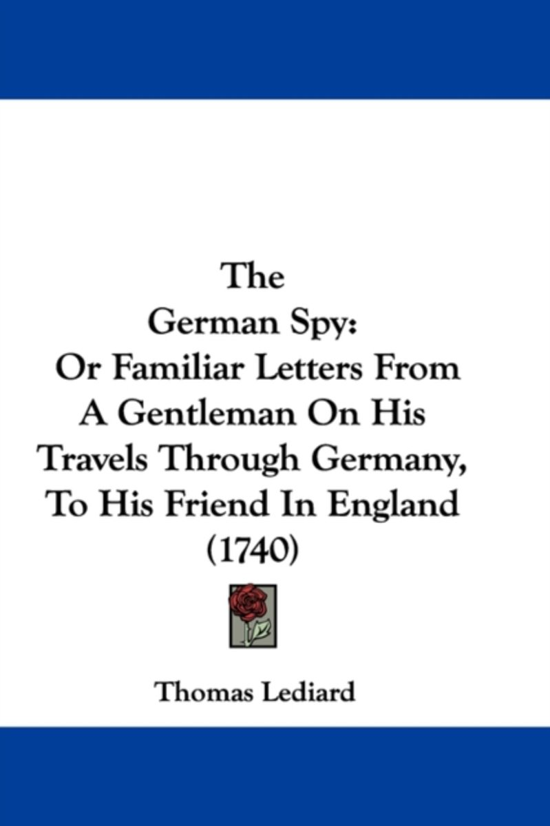 The German Spy