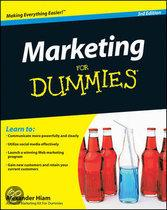 Marketing For Dummies