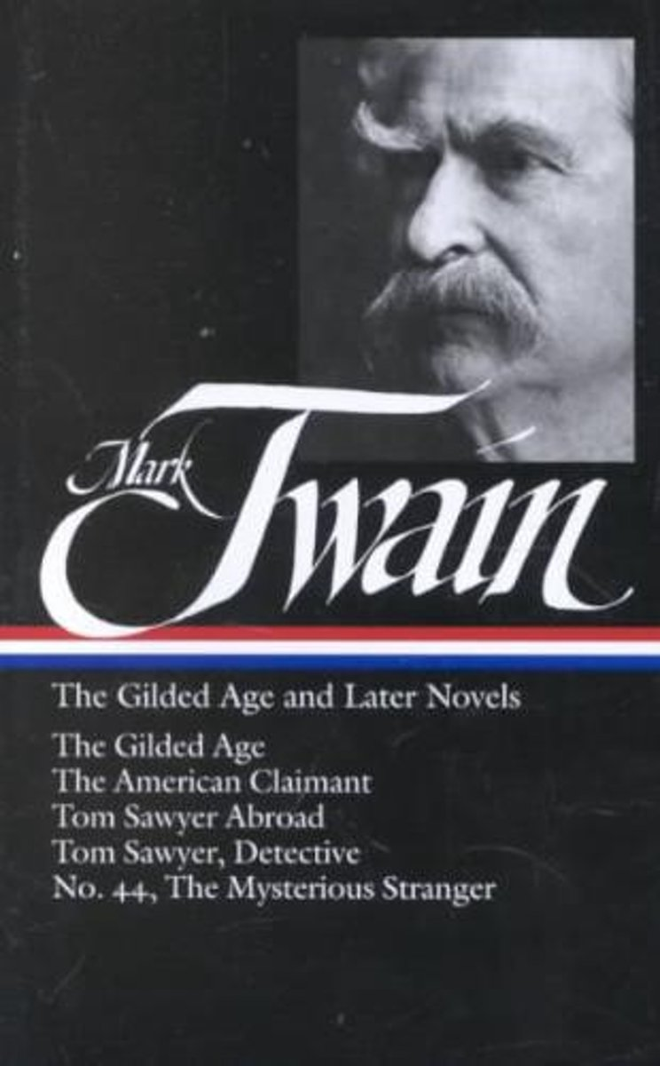 Gilded Age and Later Novels
