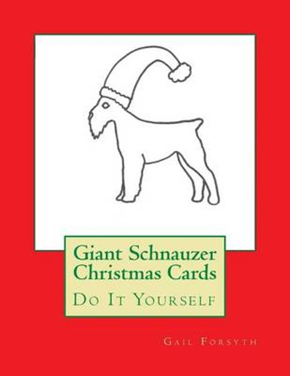 Giant Schnauzer Christmas Cards