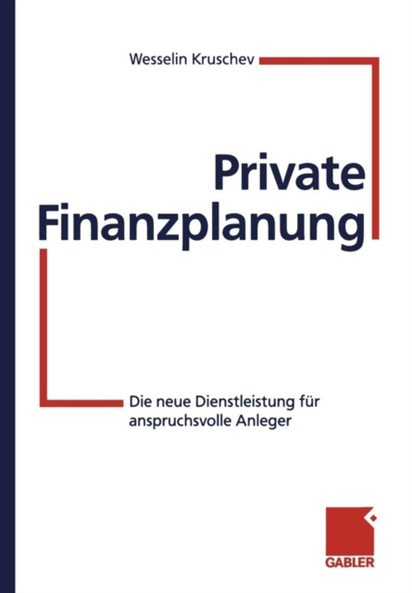 Private Finanzplanung