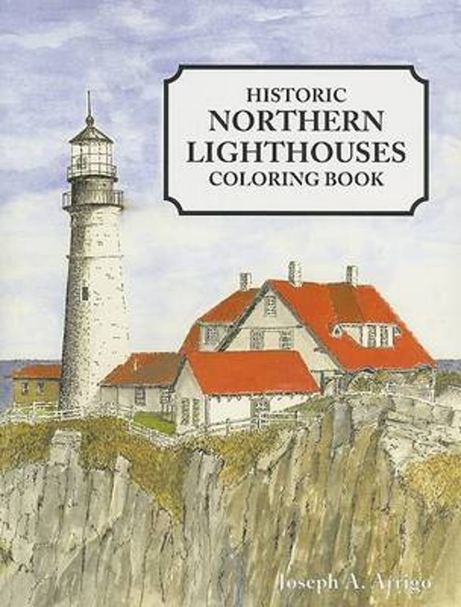 Northern Lighthouses (6 Pack)