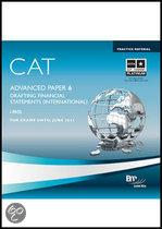 CAT - 6 Drafting Financial Statements (INT)