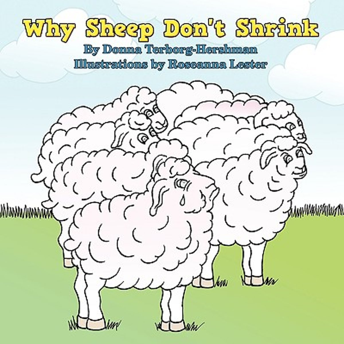 Why Sheep Don't Shrink