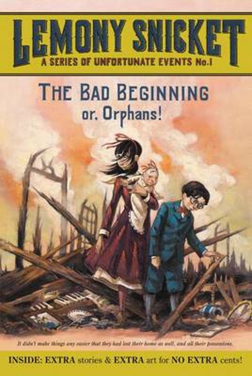 The Bad Beginning Or, Orphans!