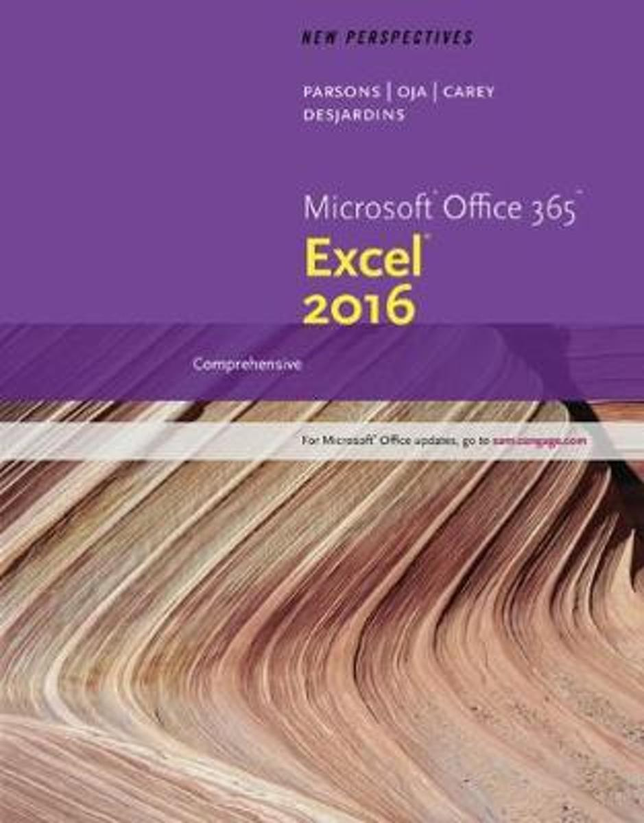 New Perspectives Microsoft (R) Office 365 & Excel 2016