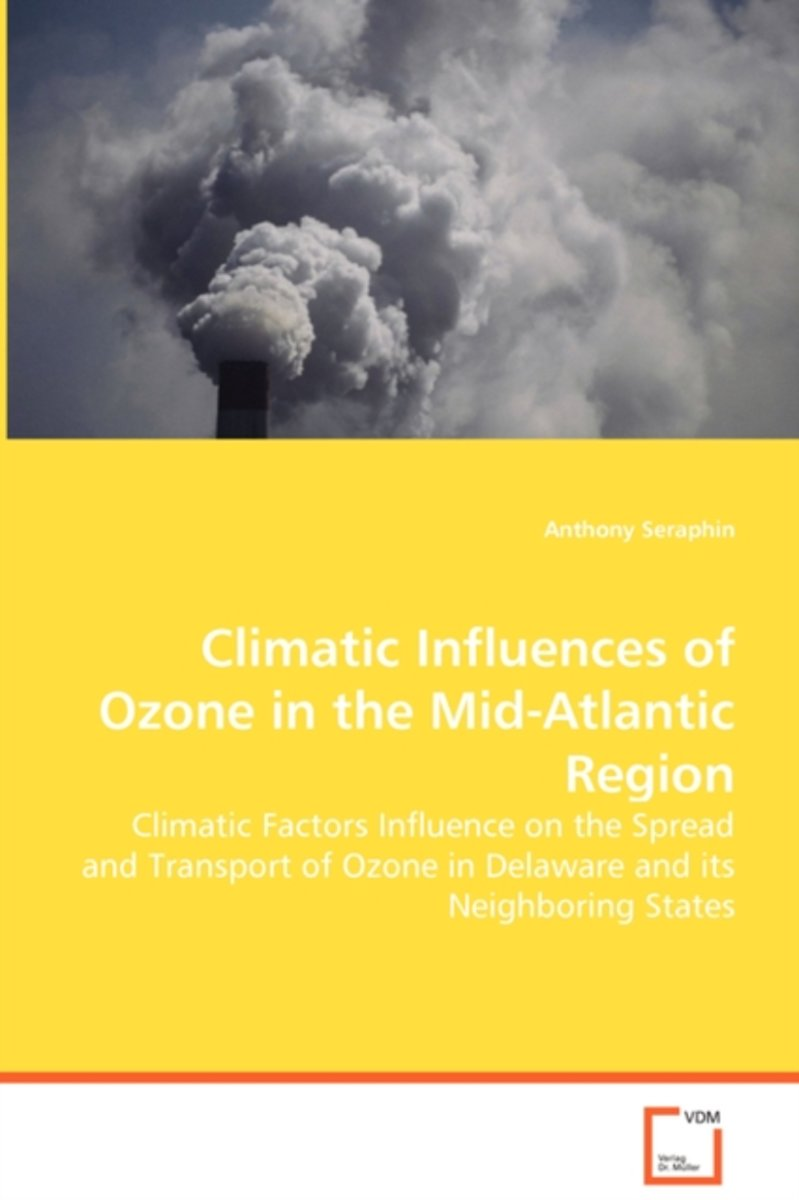 Climatic Influences of Ozone in the Mid-Atlantic Region