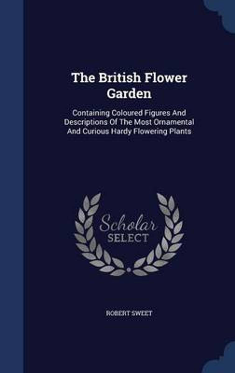The British Flower Garden