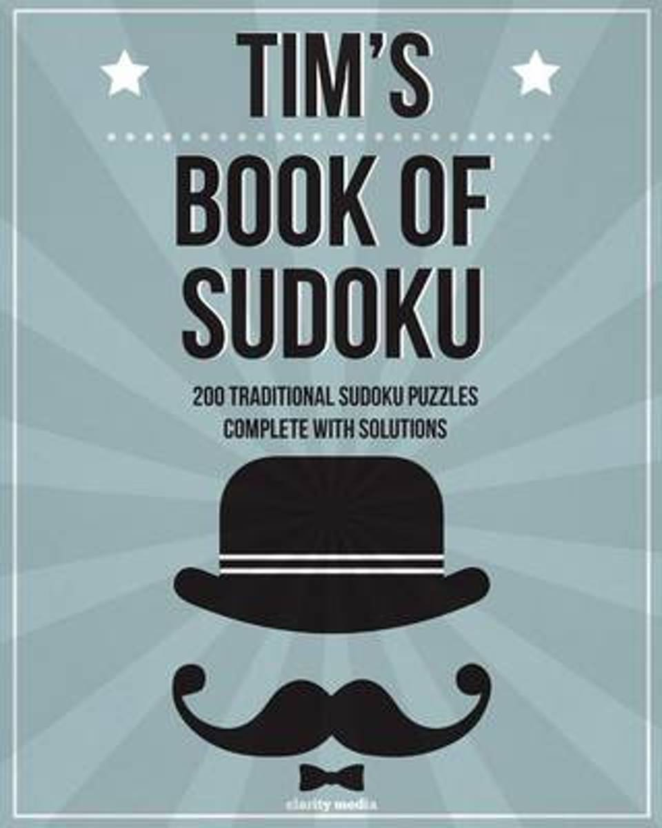 Tim's Book of Sudoku