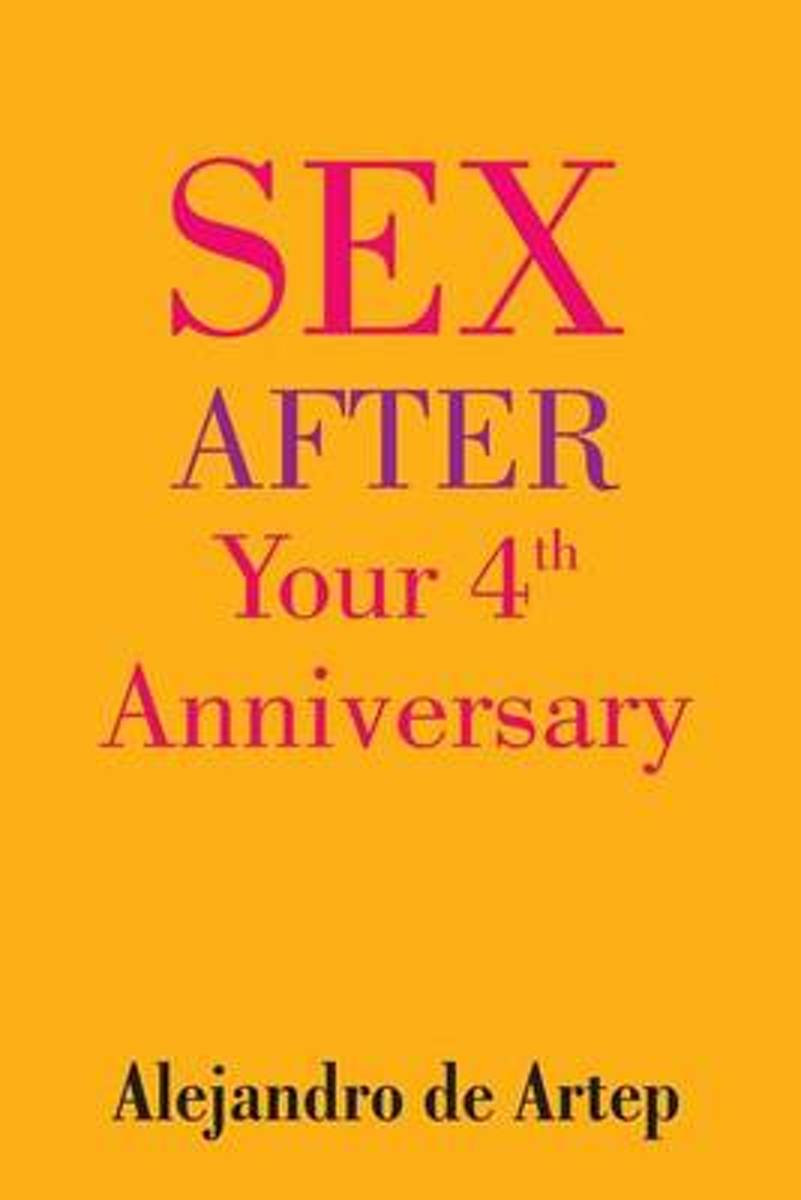 Sex After Your 4th Anniversary