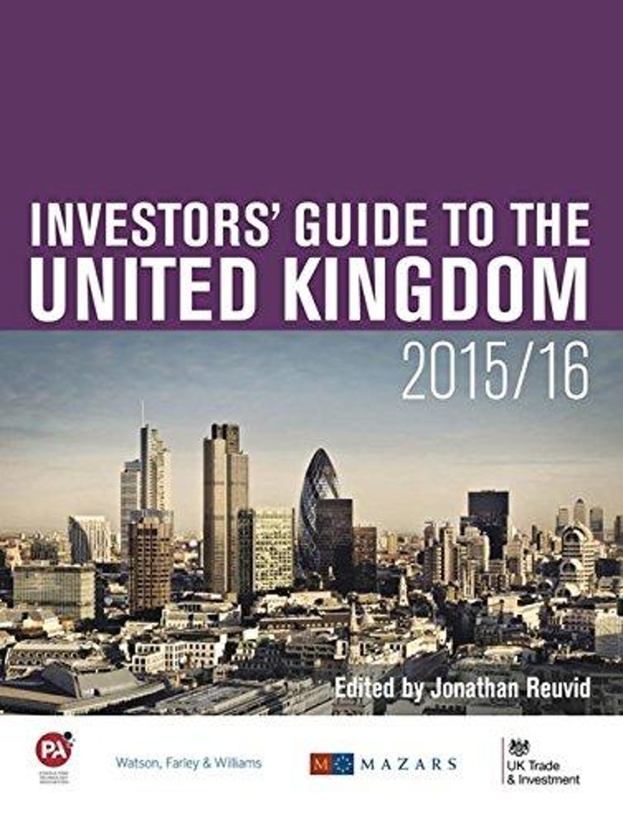 Investment Opportunities in the United Kingdom